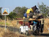 Public transport, Burkina Faso