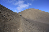 Between some craters