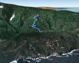 Waihee Ridge Trail Map