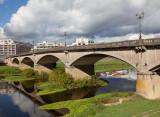 Le Vieux Pont sur l'Adour