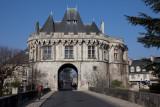 La porte Saint-Georges