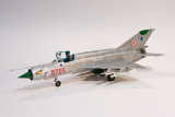 MiG-21 Bis 8705 Red