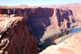 Horse Shoe Bend, Glen Canyon, Page, Arizona