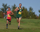 Div. 1 2nd Place - #85 McKena Ramos, Sheboygan South / 4th Place - #102 Patrick Campbell, Wauwatosa West