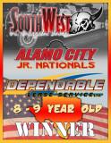 2013 SWJDS Jr. Dragster Event Awards