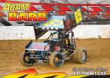 Barr Motorsports Sprint Car 2013