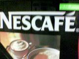Gostoso seu café! É Nescafé
