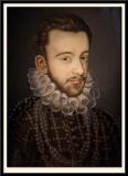 Henri III by Francois Clouet