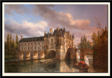 Château de Chenonceau in the Evening Light