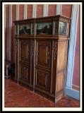 Decorated Cupboard