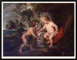 L'Enfant Jesus et Saint Jean