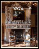 The Fireplace by Jean Goujon