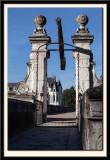 The Drawbridge Entrance to Diane de Poitiers' Garden