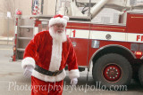 Santa Clause at Leominster,Fire  Station Dec 2,2012
