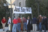 JUST SAY NO TEA PARTY
