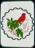 Songbird Christmas Card