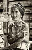 Tattooed Women of Kalinga and Last Mambabatok