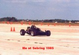ME AT SEBRING IN THE MODIFIED OLD BEECH FORMULA V CHASSIS