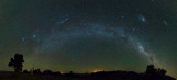 Milky Way Orion Spiral Arm 22 image Mosaic