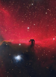 Horsehead Nebula HaLLRGB 210 140 120 90 70 double cropped