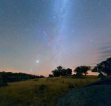 Orion Area 2 image composite