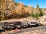 Coal car exhibit – Bankhead