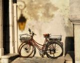 The bike which loved ombres chinoises