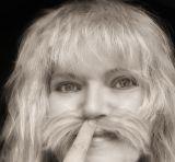 Don't grow a moustache....