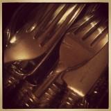Shiny forks