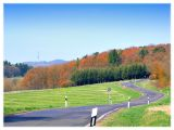 Outside the Nuerburgring, Germany
