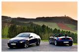 Mmmmmm... The BMW M6 and M roadster
