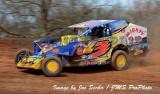 Lernerville Speedway Steel City Stampede 04/13/13