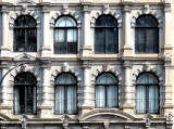 façade des années trente, Montréal