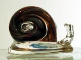escargot de verre