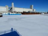 froidure du port de Québec