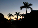 Le jour se lève sur le Gran  Bahia Principe