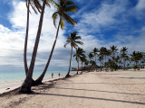 Ballade sur le sable blanc