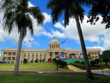 Palais du gouvernement à Santo Domingo