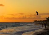 cerf-volant sur la plage