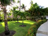 Dans les jardins du Gran Bahia Principe