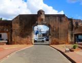 La porte fortifiée