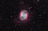 The Dumbbell Nebula (M27)