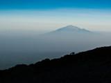 Mt. Meru from Karanga