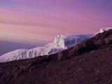 The glacier