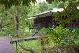 Accommodation at Gunung National Park HQ