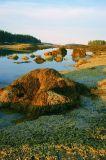 Sunrise Hells Half Acre Island
