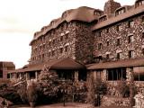 Grove Park Inn Sepia