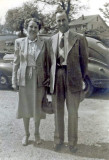 Elsie Mae (1915-1988) and Clyde Crews Carter (1911-1998)