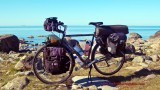 407    Matias touring Finland - Surly Long Haul Trucker touring bike