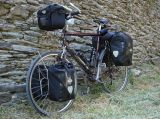 093  Koen - Touring through France - Koga Terraliner touring bike